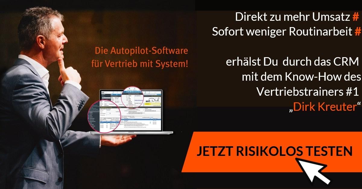 Dirk Kreuter CRM: ACT! by Dirk Kreuter