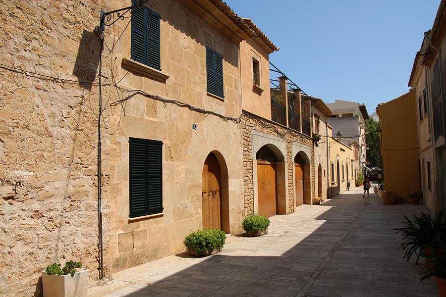 Mallorcas älteste Stadt